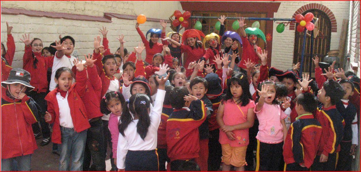 Colegio en Arequipa